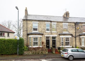Thumbnail 3 bedroom terraced house for sale in Harcourt Street, Heworth, York