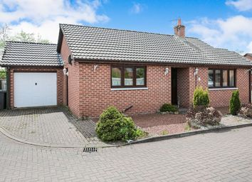 Thumbnail 2 bedroom bungalow for sale in Briar Lea Court, Longtown, Carlisle