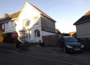 Thumbnail 3 bedroom end terrace house for sale in Falmouth, Cornwall