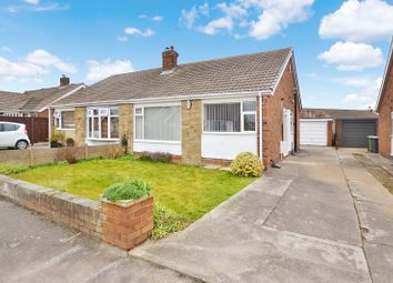 Thumbnail 2 bed semi-detached bungalow to rent in Wendel Avenue, Barwick In Elmet, Leeds