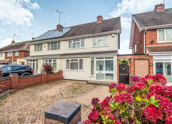 Thumbnail 3 bed semi-detached house for sale in Glebefields Road, Tipton