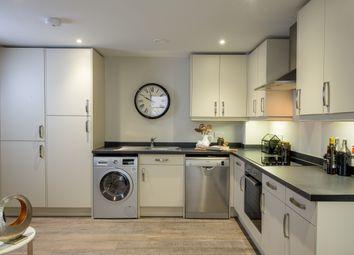 Thumbnail 1 bed flat to rent in Bernard Street, Southampton