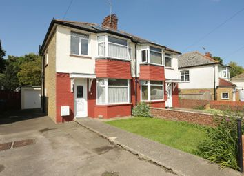 Thumbnail 3 bedroom semi-detached house for sale in Northwood Road, Broadstairs