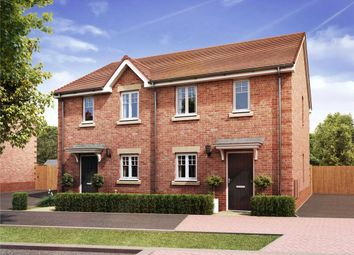 Thumbnail 2 bed detached house for sale in Spitfire Road, Southam, Warwickshire