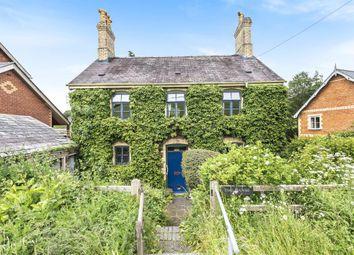 Thumbnail 4 bed detached house for sale in Llanbister Road, Llandrindod Wells