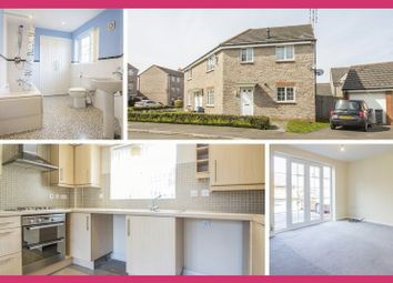 Thumbnail 1 bed flat for sale in Oystermouth Way, Coedkernew, Newport