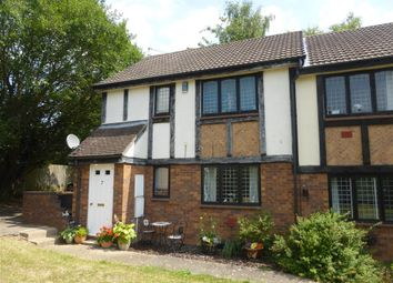 Thumbnail 1 bed maisonette for sale in Ratby Close, Lower Earley, Reading