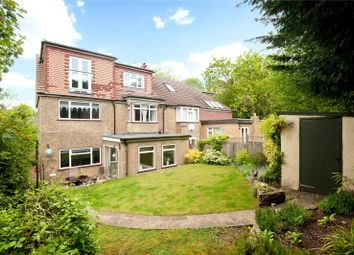Thumbnail 5 bed semi-detached house for sale in Grosvenor Road, Epsom, Surrey