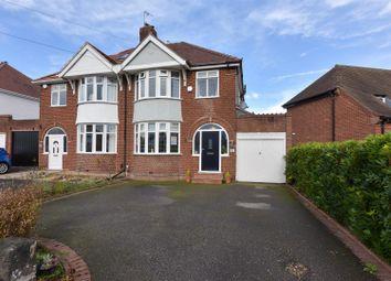 Windsor Road, Norton, Stourbridge DY8. 3 bed semi-detached house for sale