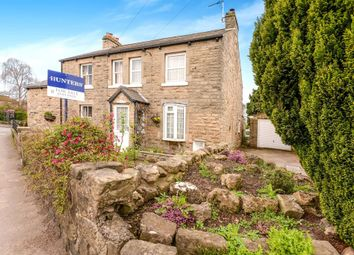 Thumbnail 2 bed semi-detached house for sale in Main Street, Scotton, Knaresborough