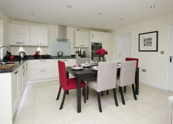 "Thumbnail 4 bedroom semi-detached house for sale in ""Abbey"" at St. Hildas Walk, Ampleforth, York"