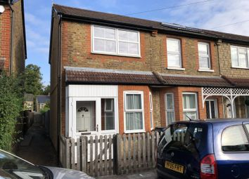 Thumbnail 2 bed semi-detached house to rent in Walk Of Woking Station, Board School Road, Woking, Surrey