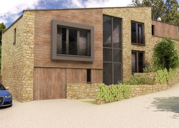 Thumbnail 4 bed detached house for sale in Box Lane, Bathford, Bath