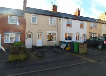 Thumbnail 3 bed terraced house to rent in Peasehill Road, Butterley, Ripley