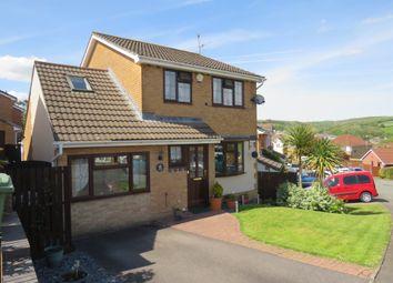 Thumbnail 3 bed detached house for sale in Parc Bryn Derwen, Llanharan, Pontyclun