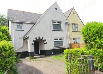 Thumbnail 3 bed semi-detached house for sale in Grand Avenue, Ely, Cardiff