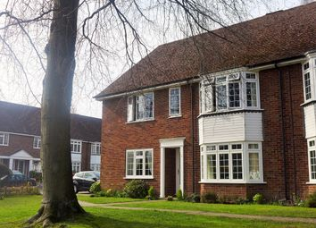 Thumbnail 2 bed maisonette to rent in Cranbrook Court, Fleet, Hampshire