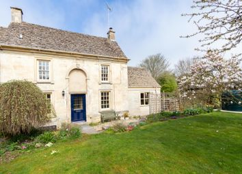 Thumbnail 4 bed semi-detached house for sale in Cherington, Tetbury, Gloucestershire