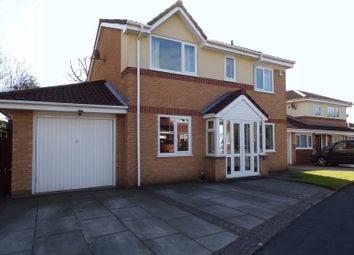 Thumbnail 4 bedroom detached house for sale in Hormbeam Close, Penwortham, Preston.