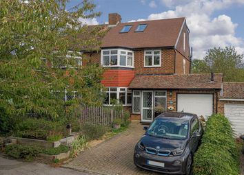 4 bed semi-detached house for sale in The Greenway, Epsom, Surrey KT18