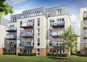Thumbnail 2 bedroom flat for sale in Station Road, Addlestone, Surrey