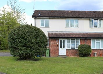 Thumbnail 1 bed end terrace house to rent in Kingfisher Close, Farnborough, Hampshire