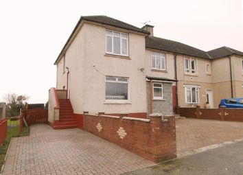 Thumbnail 3 bed flat for sale in Monklands View Crescent, Bargeddie Glasgoe