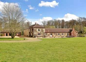 Thumbnail 5 bedroom barn conversion for sale in Springfield Barn, The Avenue, Barnsdale, Oakham