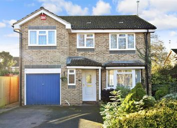 Thumbnail 4 bed detached house for sale in The Willows, Waterlooville, Hampshire