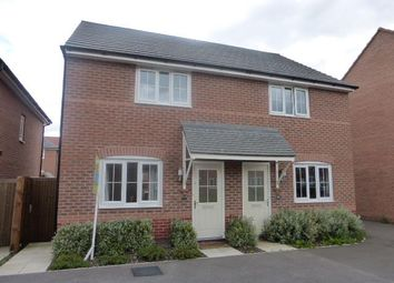 Thumbnail 2 bed property to rent in Tacitus Way, North Hykeham, Lincoln