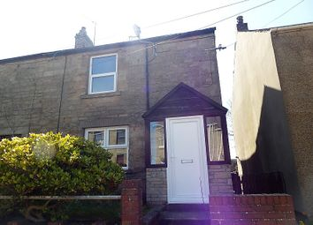 Thumbnail 2 bed semi-detached house for sale in Rowley Bank, Castleside