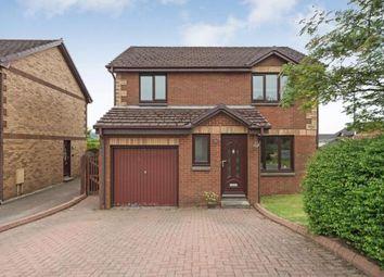 Thumbnail 4 bed detached house for sale in Letham Grange, Cumbernauld, Glasgow, North Lanarkshire