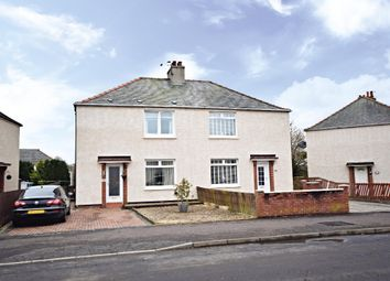 Thumbnail 3 bed semi-detached house for sale in Weston Avenue, Annbank, Ayr