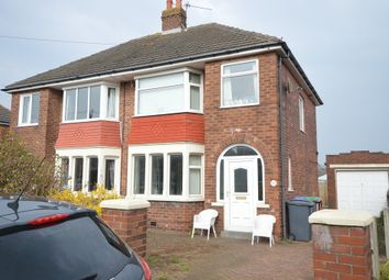 Thumbnail 3 bed semi-detached house for sale in Wharfedale, Blackpool
