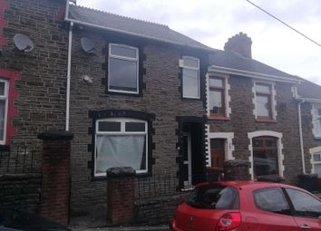 Thumbnail 3 bed terraced house for sale in Gwernifor Street, Mountain Ash