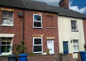 Thumbnail 3 bed terraced house to rent in Alan Road, Norwich