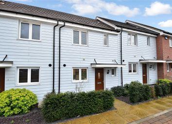 Thumbnail 2 bedroom terraced house for sale in Claremont Mews, Waterside, The Bridge, Dartford Kent