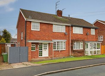 Thumbnail 3 bed semi-detached house for sale in Kirk Rise, Kirk Ella, Hull