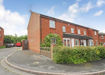 Thumbnail 4 bedroom end terrace house to rent in Ebble Close, Aylesbury