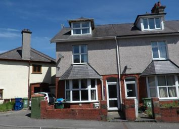 Thumbnail 5 bed end terrace house for sale in Farrar Road, Bangor, Gwynedd