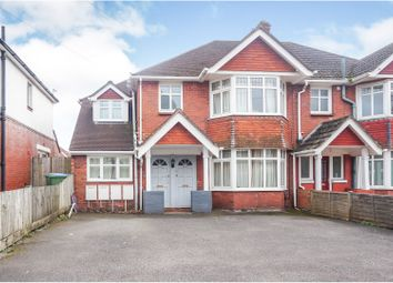 3 bed maisonette for sale in Winchester Road, Upper Shirley, Southampton SO16