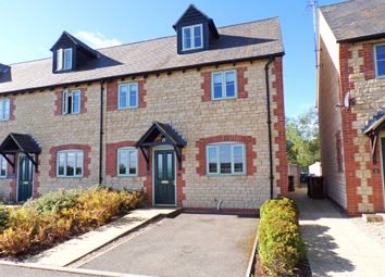 Thumbnail 4 bed end terrace house for sale in Ploughley Road, Lower Arncott, Bicester