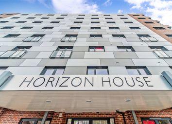 Thumbnail 2 bedroom flat for sale in Horizon House, Azalea Drive, Swanley, Kent