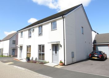 Thumbnail 3 bed semi-detached house for sale in Great Copsie Way, Bristol