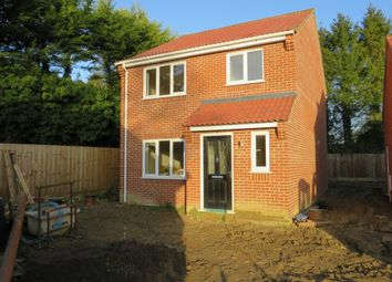 Thumbnail 3 bed detached house for sale in Wright Close, Great Ellingham, Attleborough