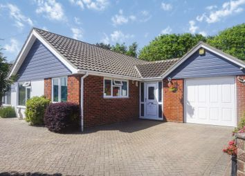Thumbnail 3 bed detached bungalow for sale in Warwick Close, Lee-On-The-Solent