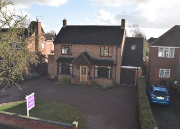 Thumbnail 4 bedroom detached house for sale in Croome Road, Worcester