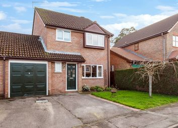 Thumbnail 3 bed link-detached house for sale in Mayflower Close, Chineham, Basingstoke