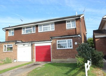 Thumbnail 3 bed semi-detached house to rent in Spencer Road, Benfleet, Essex