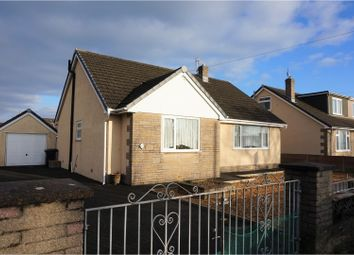 Thumbnail 3 bed detached bungalow for sale in Glentworth Road West, Morecambe